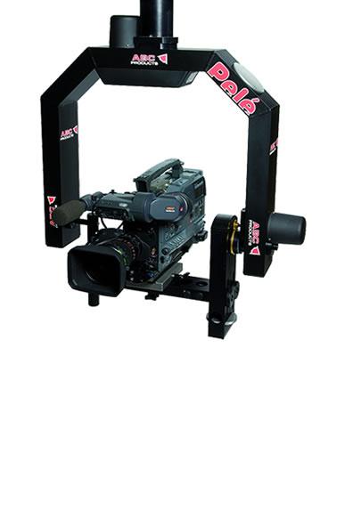 abc Remote Head Pelé XL35 für Kameras bis 30kg